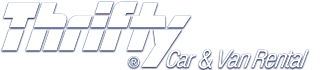 Thrifty Car and Van Rental logo